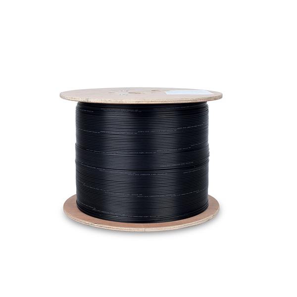 黑色蝶形皮线光缆单模单芯