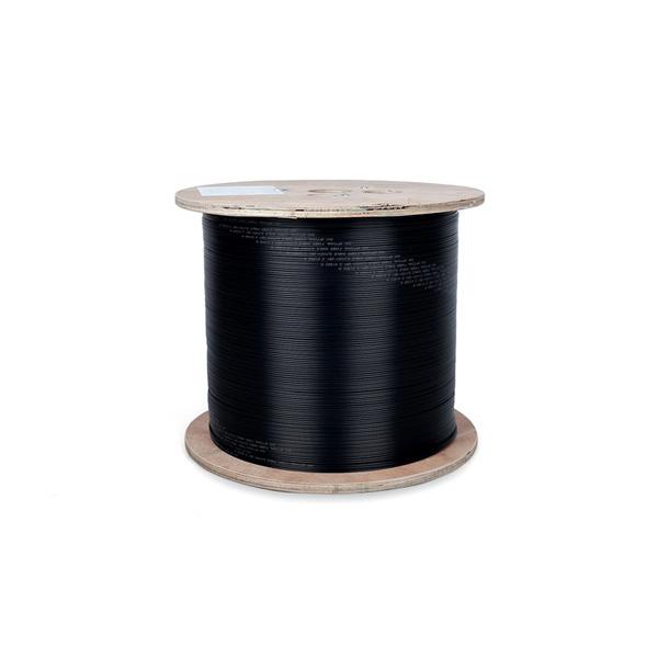 黑色蝶形皮线光缆单模双芯