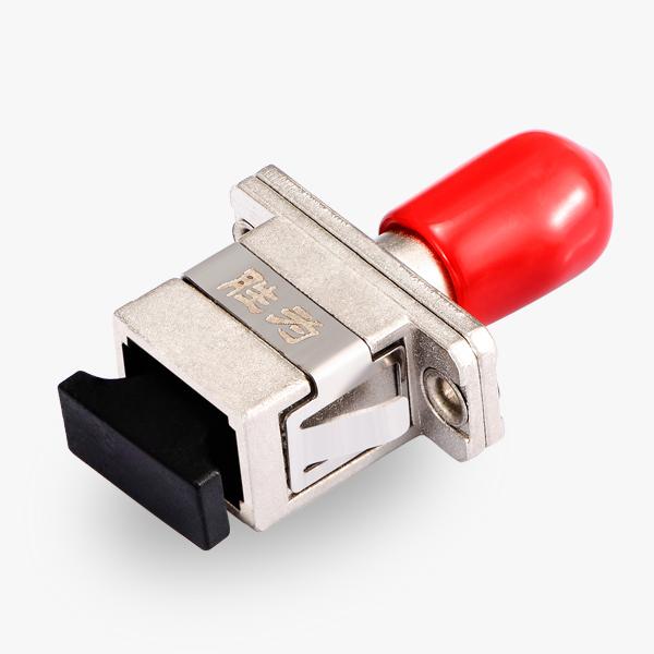 工程电信级 ST-SC 光纤耦合器