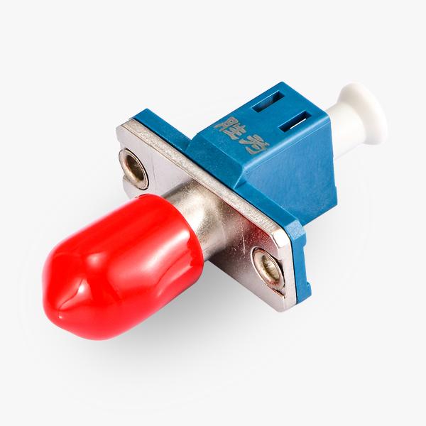 工程电信级 LC-ST 光纤耦合器 法兰盘