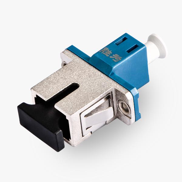 OCLC-101工程电信级 LC-SC 光纤耦合器法兰盘