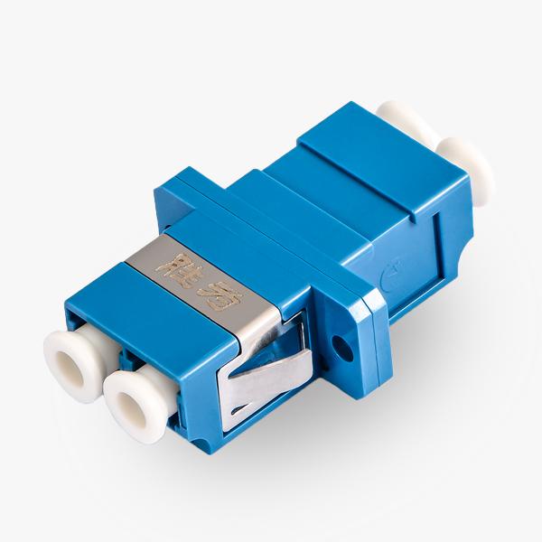 工程电信级 LC-LC 光纤耦合器 法兰盘