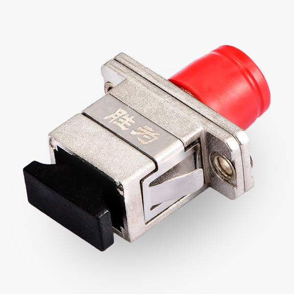 工程电信级FC-SC 光纤耦合器 法兰盘