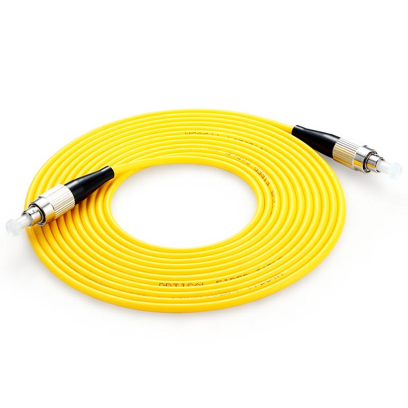 胜为FSC-1031  FC-FC单模单芯电信级光纤跳线1米