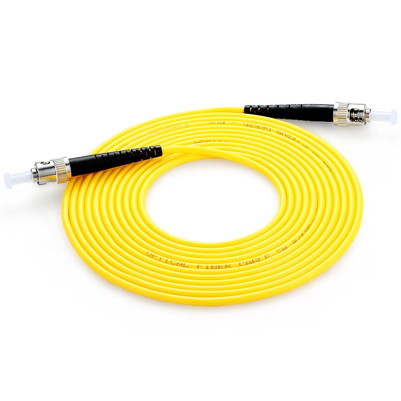 胜为(shengwei)FSC-105 电信级光纤跳线 ST-ST单模单芯 收发器尾纤 3米