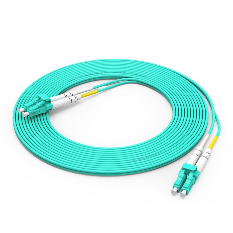 胜为电信级万兆多模双芯光纤跳线LC-LC长度1m(其他长度可定制联系客服咨询 FMO-1010-光纤跳线)