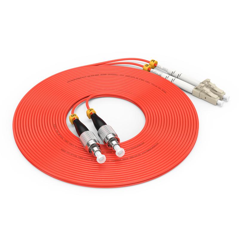 胜为 FMC-407 电信级LC-FC光纤跳线 多模双芯5米