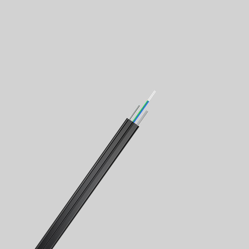 胜为 GJXFH型非金属加强芯蝶形室内皮线光缆  1-4芯