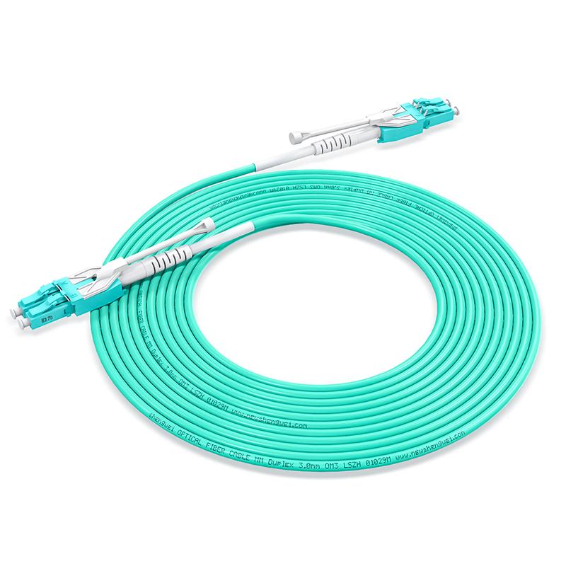 胜为  FLLO-3030 LC-LC多模双芯OM3万兆工程电信级万兆拉杆式光纤线