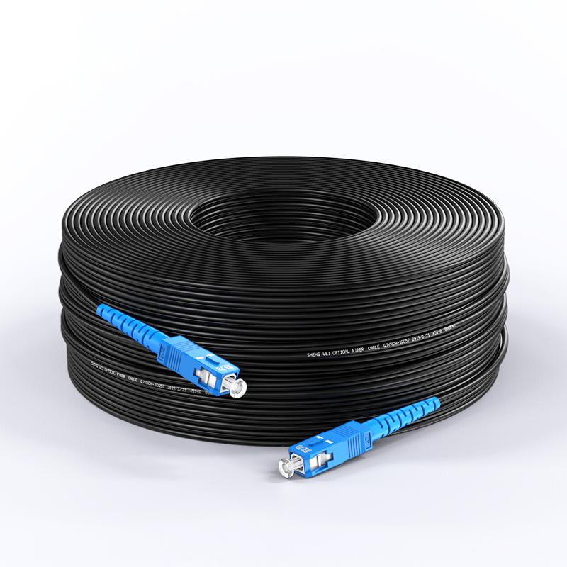 胜为  FSOP-2010室外单模皮线光纤跳线
